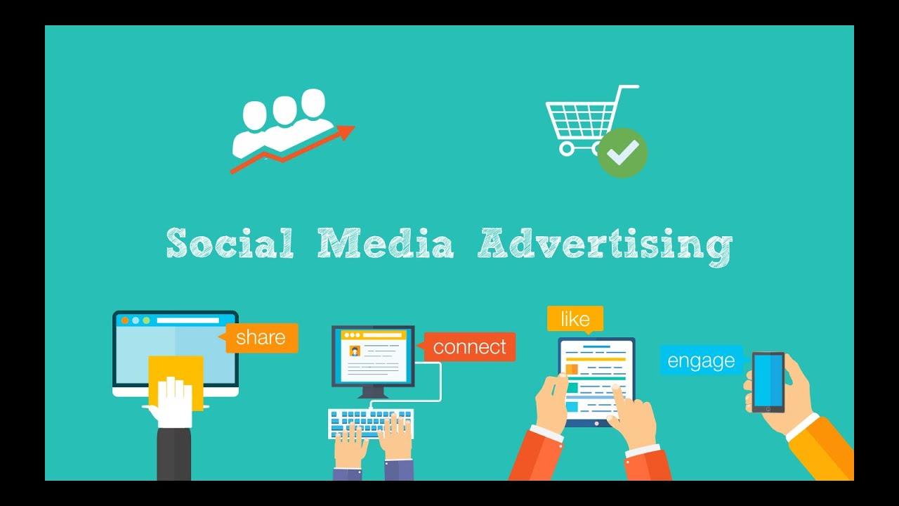 تبلیغات در رسانه های اجتماعی