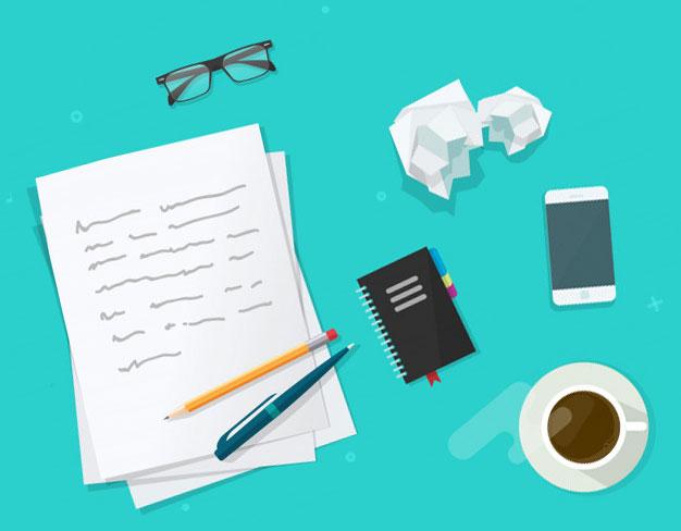 نویسندگی و تولید محتوا به صورت دورکاری
